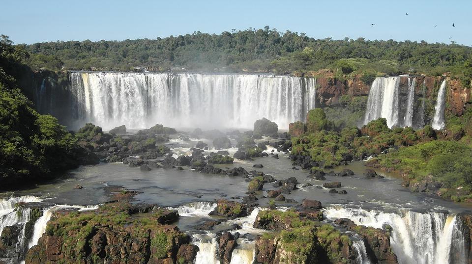 Séjour au Brésil, à l'assaut de fascinants endroits