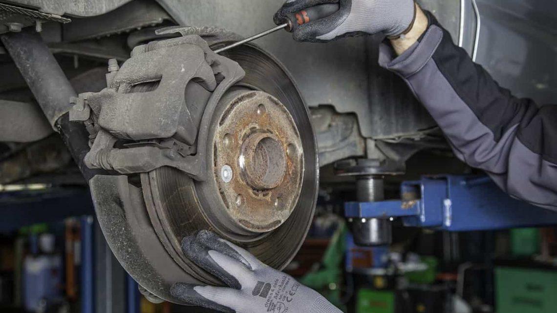 Les différents types de disques de frein