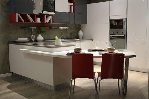 À quoi ressemblera la cuisine petites espacess dans les 50 prochaines années ?
