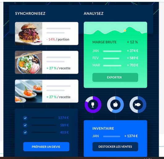 Comment gérer le stock alimentaire de votre restaurant?